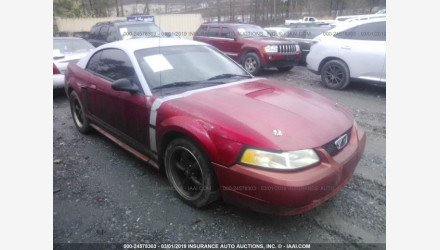 2000 Ford Mustang GT Coupe for sale 101111803