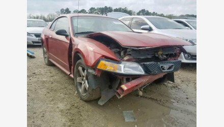 2000 Ford Mustang Coupe for sale 101113218