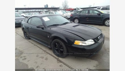 2000 Ford Mustang Coupe for sale 101113380