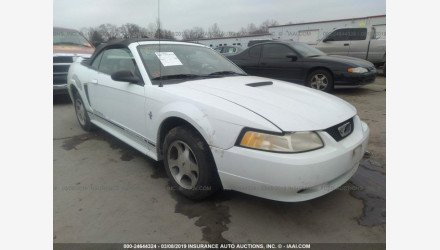 2000 Ford Mustang Convertible for sale 101124171