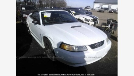 2000 Ford Mustang Convertible for sale 101126465