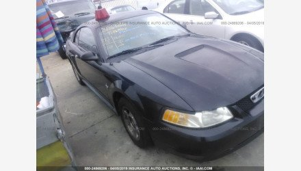 2000 Ford Mustang Coupe for sale 101127767