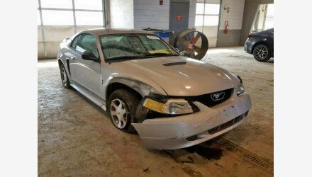 2000 Ford Mustang Coupe for sale 101129001
