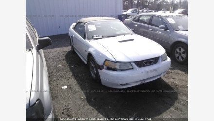 2000 Ford Mustang GT Convertible for sale 101129233