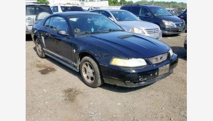 2000 Ford Mustang Coupe for sale 101185831
