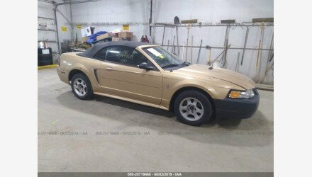 2000 Ford Mustang Convertible for sale 101186130