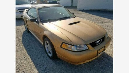 2000 Ford Mustang GT Convertible for sale 101190572