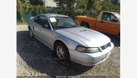 2000 Ford Mustang Coupe for sale 101191583