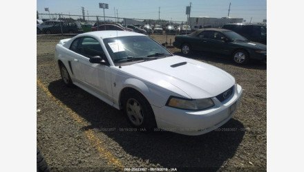 2000 Ford Mustang Coupe for sale 101202902