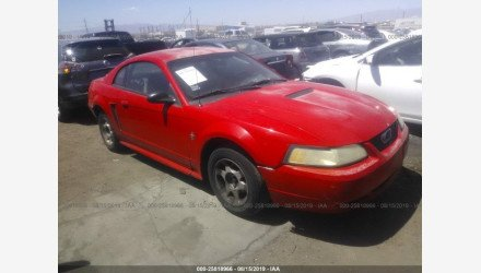 2000 Ford Mustang Coupe for sale 101204387