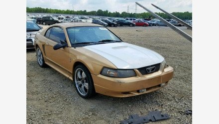 2000 Ford Mustang Coupe for sale 101205171