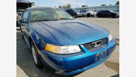 2000 Ford Mustang Coupe for sale 101205886