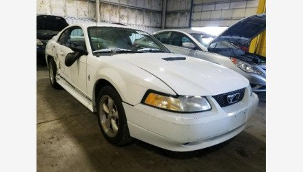 2000 Ford Mustang Coupe for sale 101205887