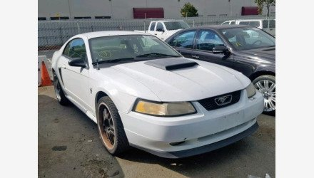 2000 Ford Mustang Coupe for sale 101206791