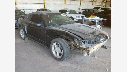 2000 Ford Mustang Convertible for sale 101207283