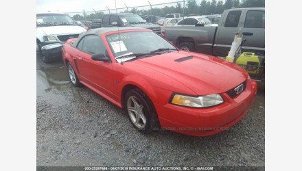 2000 Ford Mustang GT Convertible for sale 101209832