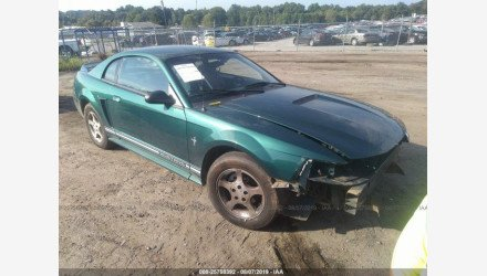 2000 Ford Mustang Coupe for sale 101209861