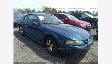 2000 Ford Mustang Coupe for sale 101219672