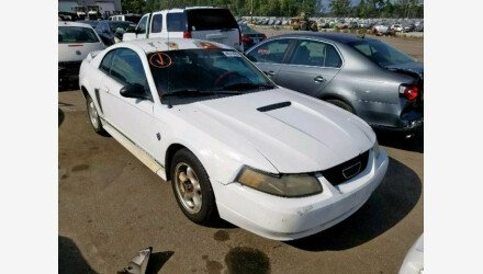 2000 Ford Mustang Coupe for sale 101220304