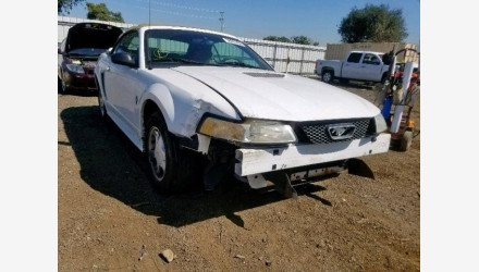 2000 Ford Mustang Convertible for sale 101222250