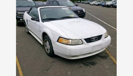 2000 Ford Mustang Convertible for sale 101224974