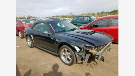 2000 Ford Mustang GT Convertible for sale 101225024