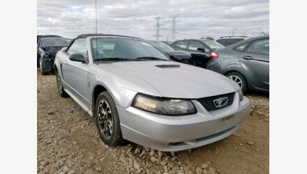 2000 Ford Mustang Convertible for sale 101225030