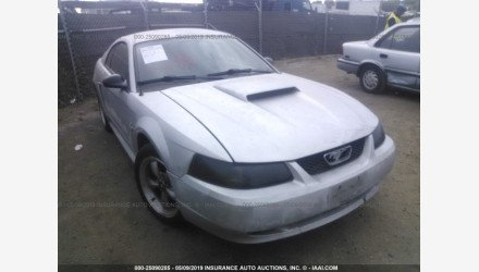 2000 Ford Mustang Coupe for sale 101225921