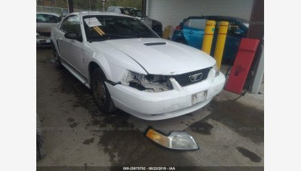 2000 Ford Mustang Coupe for sale 101235737