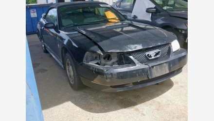 2000 Ford Mustang Convertible for sale 101237021