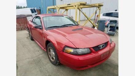 2000 Ford Mustang Coupe for sale 101239494