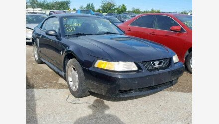2000 Ford Mustang Coupe for sale 101242750