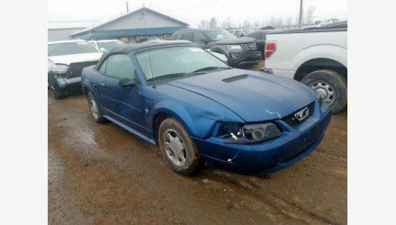 2000 Ford Mustang Convertible for sale 101248156