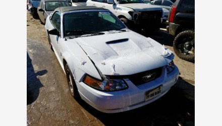 2000 Ford Mustang Convertible for sale 101249450