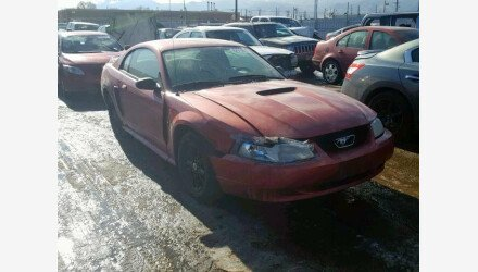 2000 Ford Mustang Coupe for sale 101253307