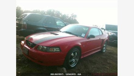 2000 Ford Mustang Coupe for sale 101253371