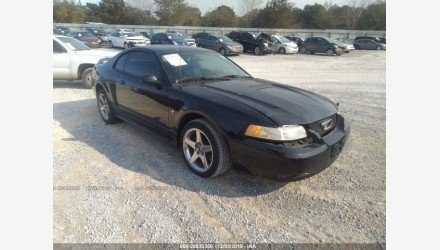 2000 Ford Mustang Coupe for sale 101253537