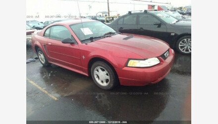 2000 Ford Mustang Coupe for sale 101253907