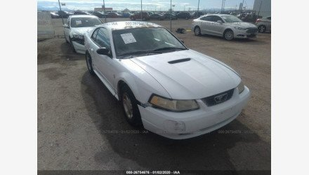 2000 Ford Mustang Coupe for sale 101267272