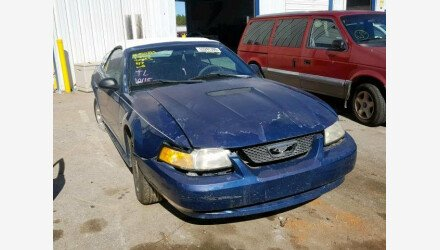 2000 Ford Mustang Convertible for sale 101268748