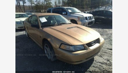 2000 Ford Mustang GT Coupe for sale 101270194