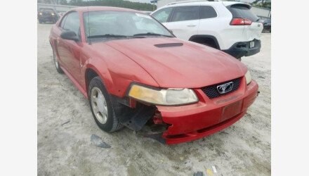 2000 Ford Mustang Coupe for sale 101271509