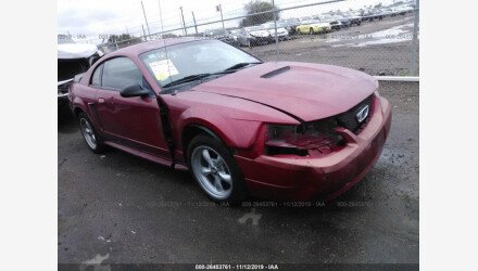 2000 Ford Mustang Coupe for sale 101288595