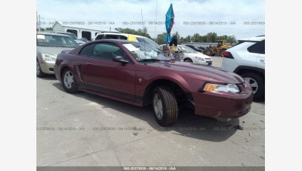 2000 Ford Mustang Coupe for sale 101289894