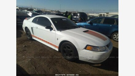 2000 Ford Mustang Coupe for sale 101289912