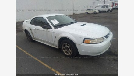 2000 Ford Mustang Coupe for sale 101347165