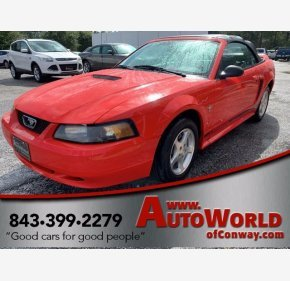 2000 Ford Mustang for sale 101377125