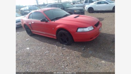 2000 Ford Mustang Coupe for sale 101438739