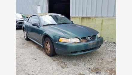 2000 Ford Mustang Coupe for sale 101442041