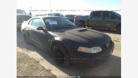 2000 Ford Mustang Coupe for sale 101442226
